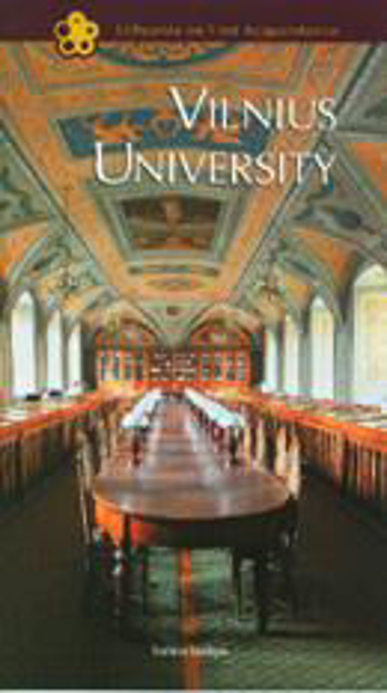 Vilnius University paveikslėlis