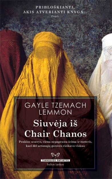 Siuvėja iš Chair Chanos paveikslėlis