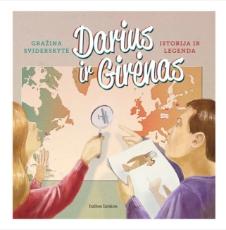 Darius ir Girėnas. Istorija ir legenda paveikslėlis