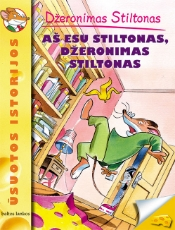Aš esu Stiltonas, Džeronimas Stiltonas paveikslėlis