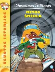 Metro šmėkla paveikslėlis