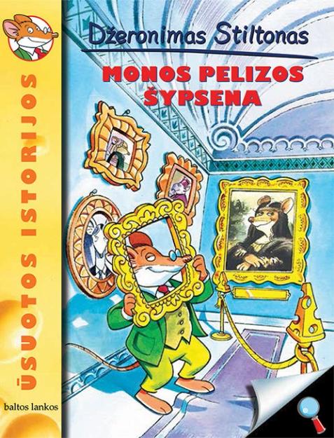 Monos Pelizos šypsena paveikslėlis