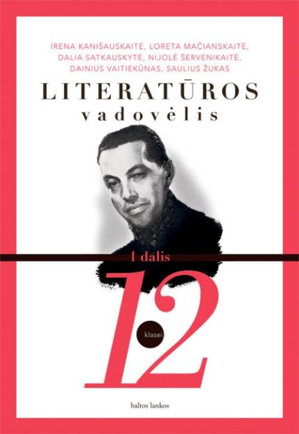 Literatūros vadovėlis 12 kl. 1 d. paveikslėlis