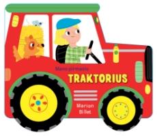 Mano pirmasis traktorius paveikslėlis
