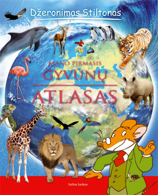 Mano pirmasis gyvūnų atlasas paveikslėlis