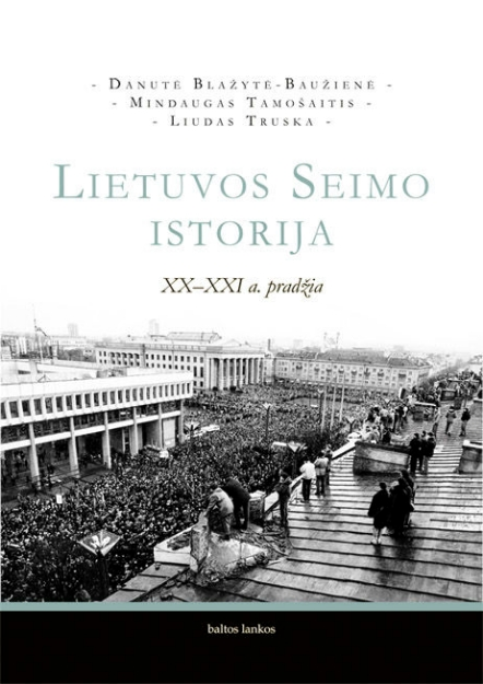 Lietuvos Seimo istorija XX – XXI a. pradžia paveikslėlis
