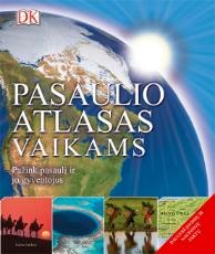 Pasaulio atlasas vaikams paveikslėlis