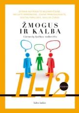 Žmogus ir kalba. Lietuvių kalbos vadovėlis 11-12 kl. paveikslėlis