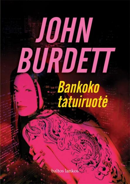 Bankoko tatuiruotė paveikslėlis