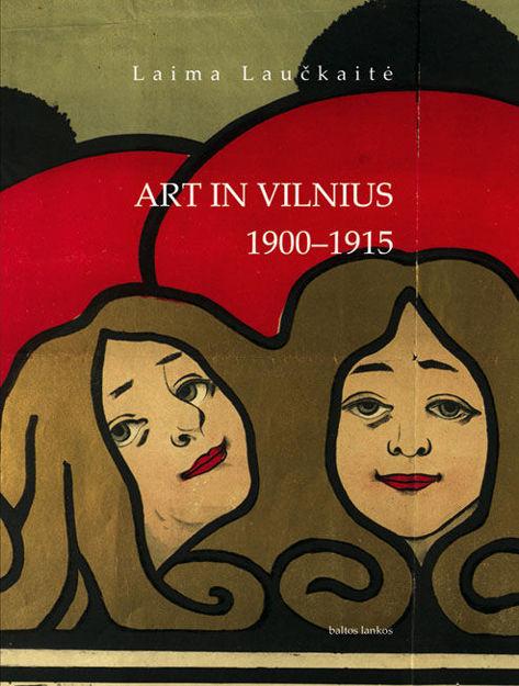 Art in Vilnius 1900-1915 paveikslėlis