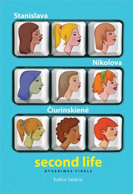 Second Life. Gyvenimas tinkle paveikslėlis