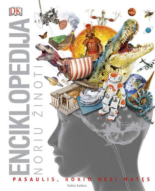 """Enciklopedija """"Noriu žinoti"""" paveikslėlis"""