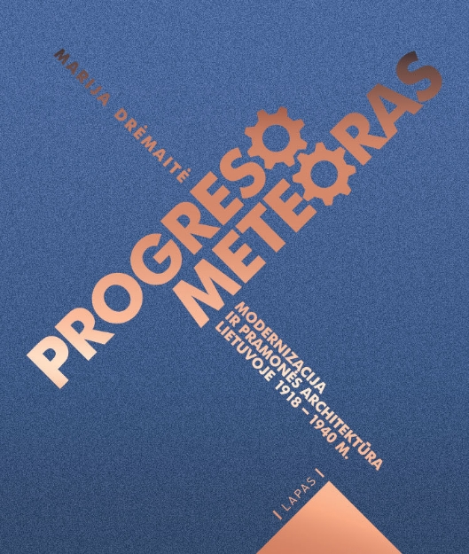 Progreso meteoras paveikslėlis