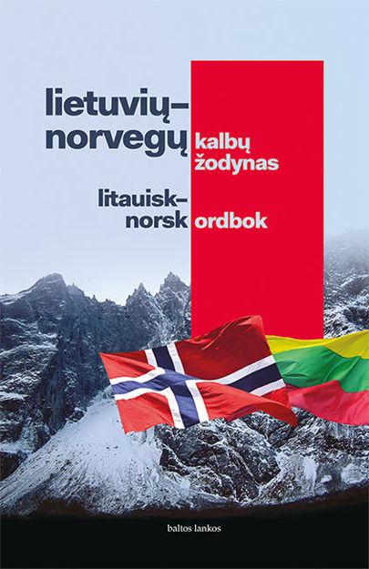 Lietuvių - norvegų kalbų žodynas paveikslėlis