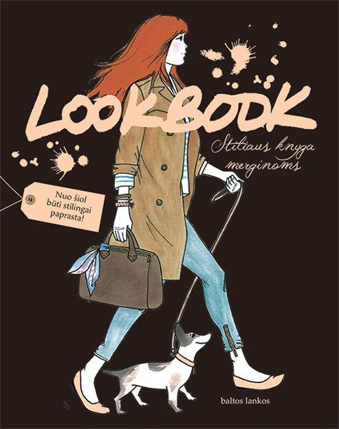 Lookbook. Stiliaus knyga merginoms paveikslėlis