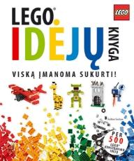 LEGO idėjų knyga paveikslėlis