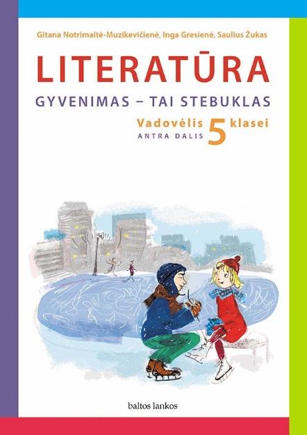 Literatūra. Vadovėlis 5 klasei. II dalis paveikslėlis