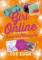 Girl online going solo. Interneto Mergaitė. Nauja pradžia paveikslėlis