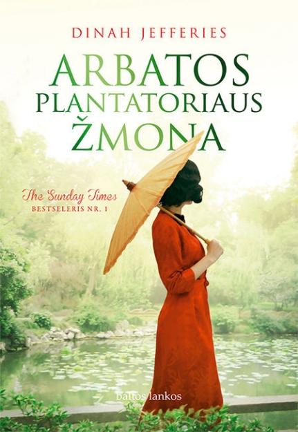El. knyga Arbatos plantatoriaus žmona paveikslėlis