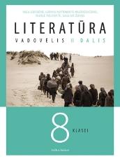 Literatūra. Vadovėlis 8 kl. 2 d. paveikslėlis