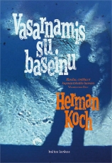 El. knyga Vasarnamis su baseinu paveikslėlis