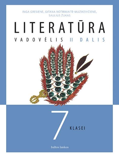 Literatūra. Vadovėlis 7 kl. 2 d. paveikslėlis