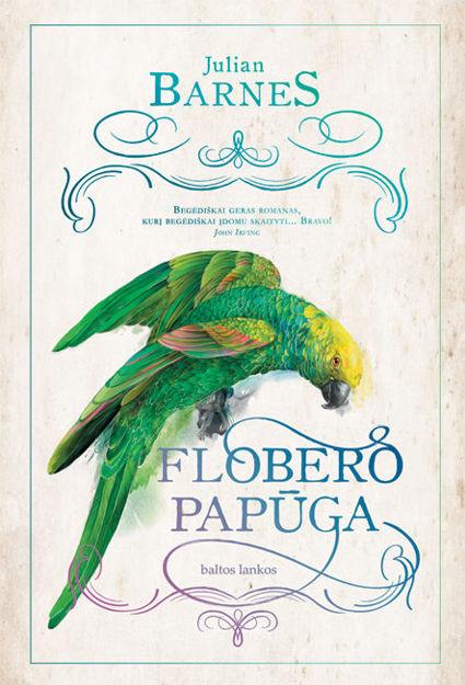 El. knyga Flobero papūga paveikslėlis
