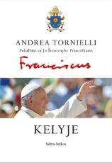 El. knyga Kelyje: pokalbiai su Jo Šventenybe Pranciškumi paveikslėlis