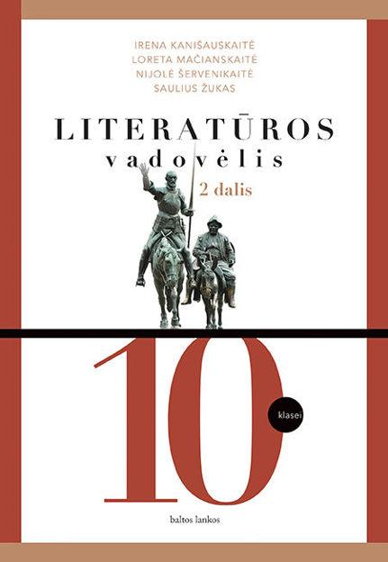 Literatūra. Vadovėlis 10 kl. 2 d. paveikslėlis