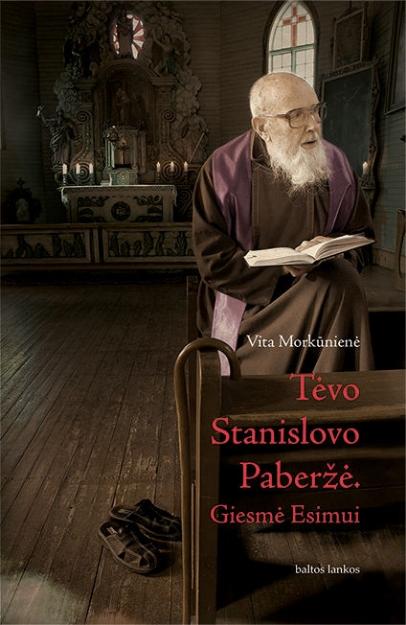 Tėvo Stanislovo Paberžė. Giesmė Esimui paveikslėlis