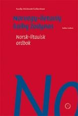 Norvegų–lietuvių kalbų žodynas paveikslėlis