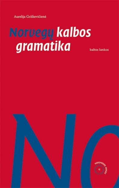 Norvegų kalbos gramatika paveikslėlis