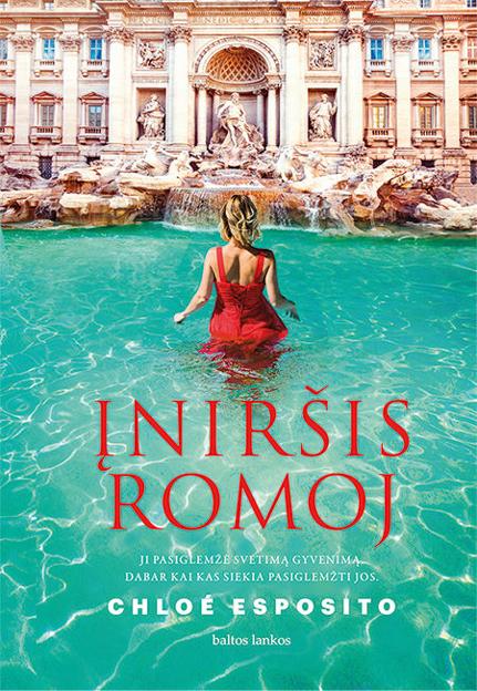 Įniršis Romoj paveikslėlis