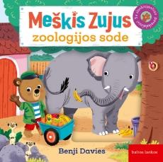 Meškis Zujus zoologijos sode paveikslėlis