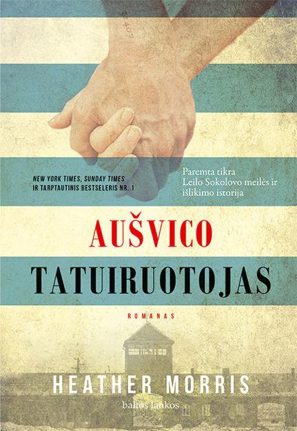 El. knyga Aušvico tatuiruotojas paveikslėlis