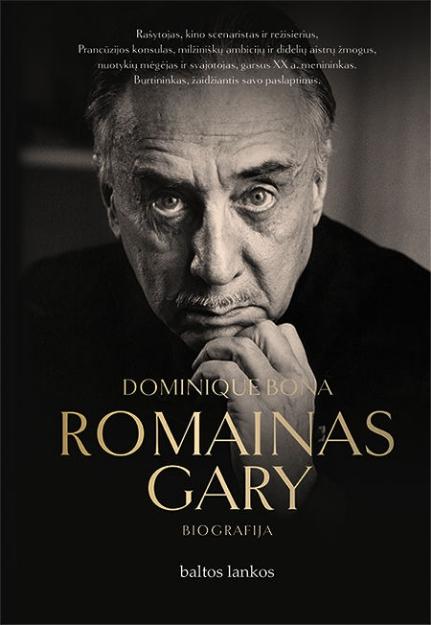 Romainas Gary paveikslėlis