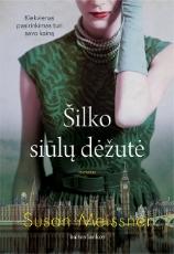 El. knyga Šilko siūlų dėžutė paveikslėlis