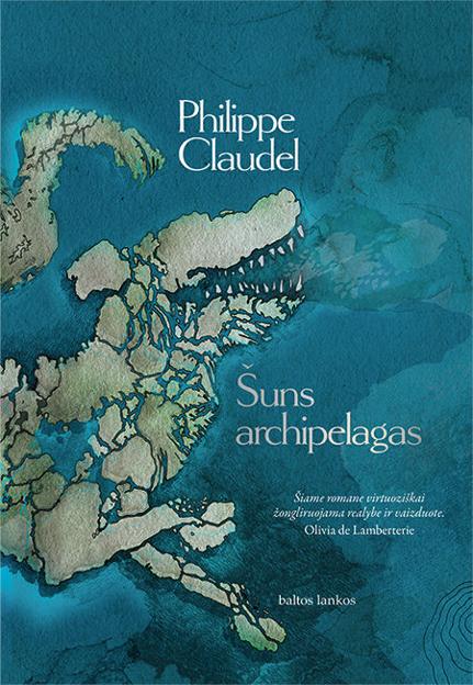 El. knyga Šuns archipelagas paveikslėlis