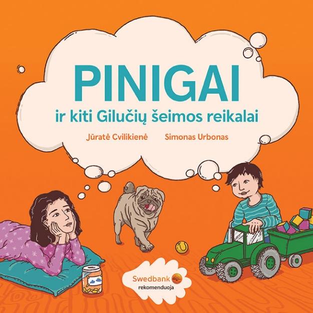 PINIGAI ir kiti Gilučių šeimos reikalai paveikslėlis