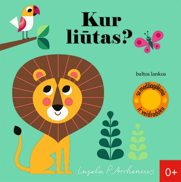 Kur liūtas? paveikslėlis