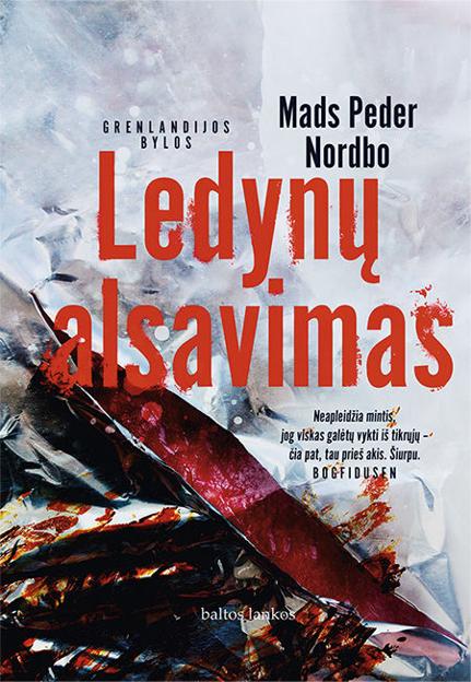 El. knyga Ledynų alsavimas paveikslėlis