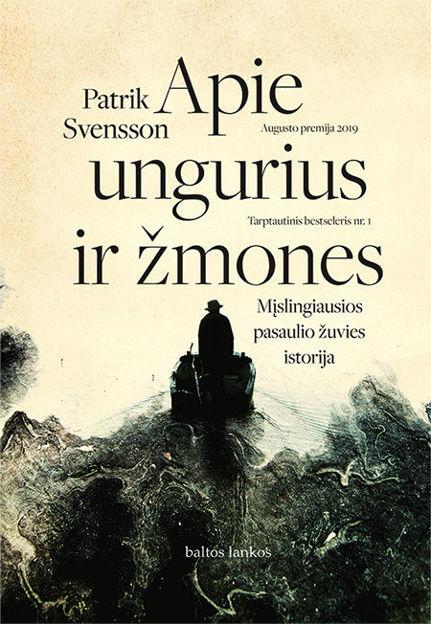El. knyga Apie ungurius ir žmones: mįslingiausios pasaulio žuvies istorija paveikslėlis
