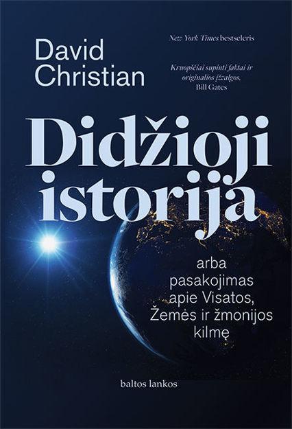 El. knyga Didžioji istorija, arba pasakojimas apie Visatos, Žemės ir žmonijos kilmę paveikslėlis