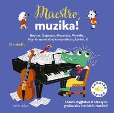 Maestro, muzika! paveikslėlis