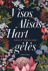 El. knyga Visos Alisos Hart gėlės paveikslėlis