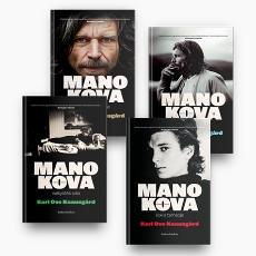 Karl Ove Knausgård 4 knygų rinkinys: Mano kova paveikslėlis