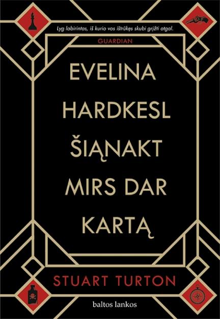 El. knyga Evelina Hardkesl šiąnakt mirs dar kartą paveikslėlis